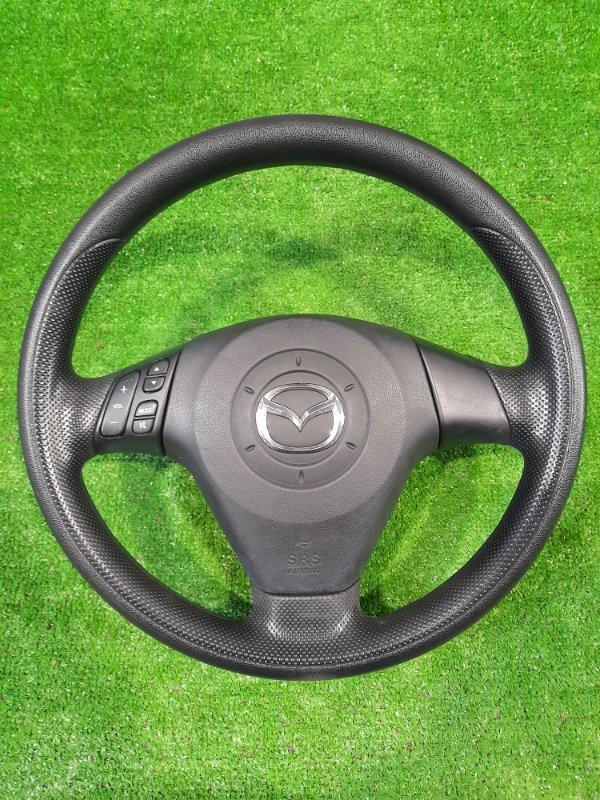 Airbag Mazda Axela BK5P ZY-VE 2006 с рулем, с подушкой, с кнопками, без заряда