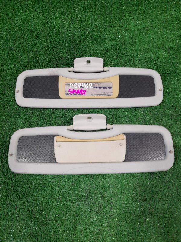 Козырек солнцезащитный Smart Fortwo 450.352 160.910 2003 Q0000705V009C24A00 пара L+R
