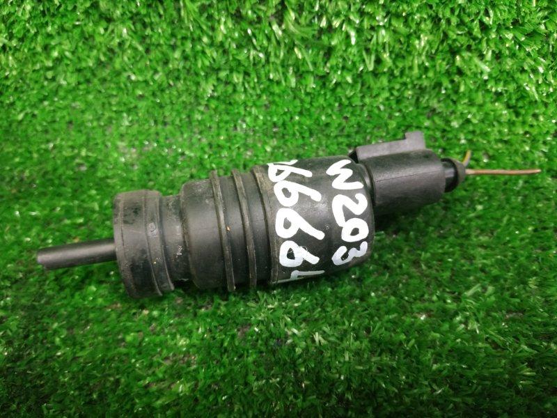 Мотор омывателя Mercedes-Benz C200 203.042 M271E18 2000