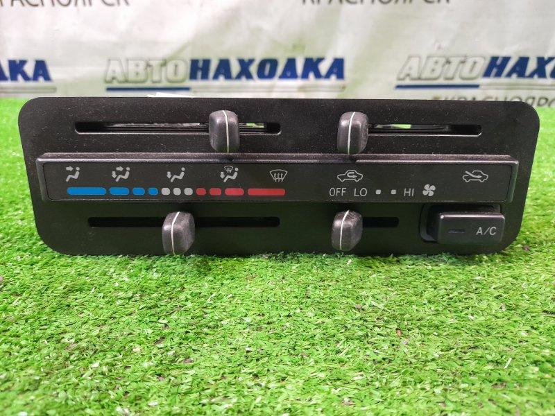 Климат-контроль Toyota Lite Ace KR41V 5K 1996 передний механический