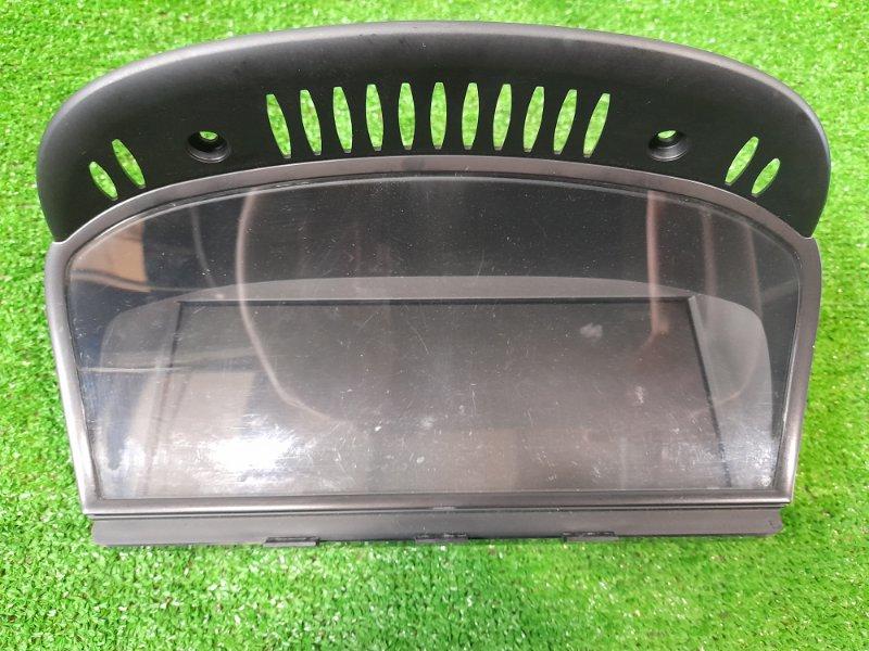 Монитор Bmw 525I E60 M54B25 2003 Дисплей информационный