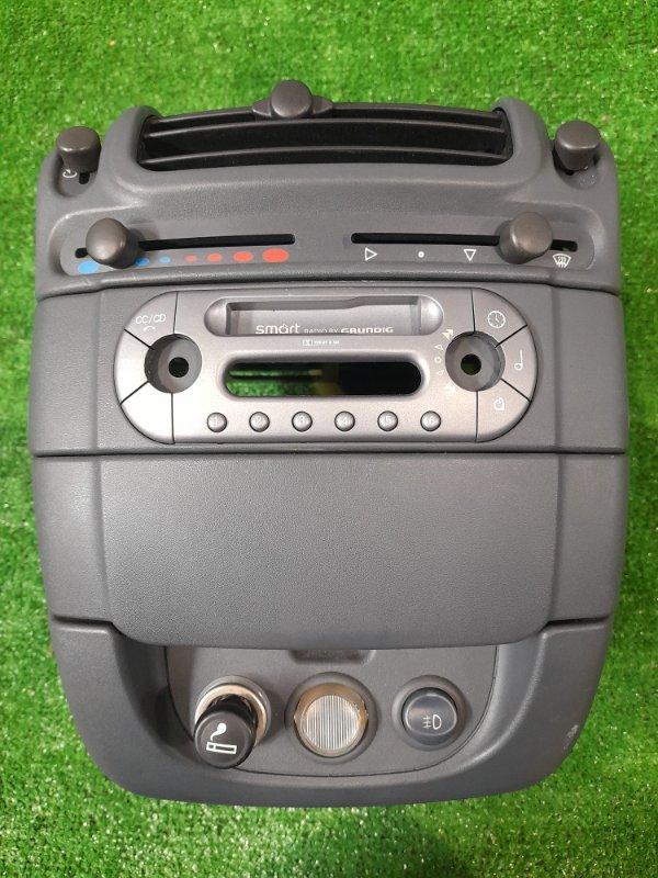 Климат-контроль Smart Fortwo 450.352 160.910 2003 механический, с полочкой