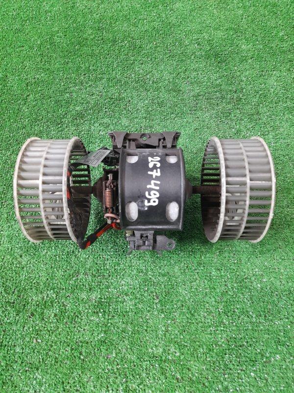 Мотор печки Bmw 525I E60 M54B25 2003 с реостатом