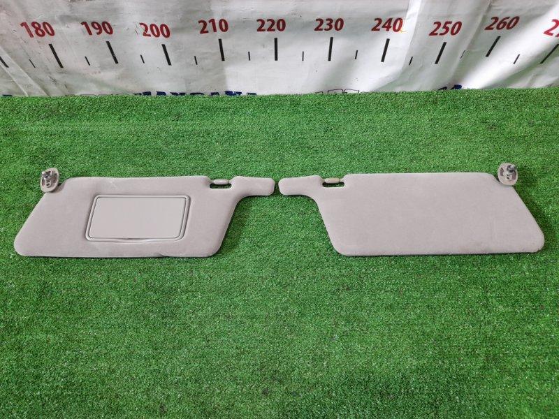 Козырек солнцезащитный Honda Integra DB6 ZC 1998 пара L+R. В ОТС.