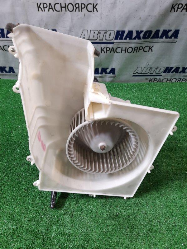 Мотор печки Nissan Primera QP12 QG18DE 2001 в корпусе