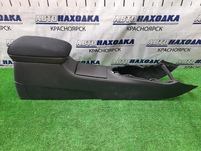 Подлокотник Toyota Caldina ZZT241W 1ZZ-FE 2005 бар между передних сидений с подлокотником и