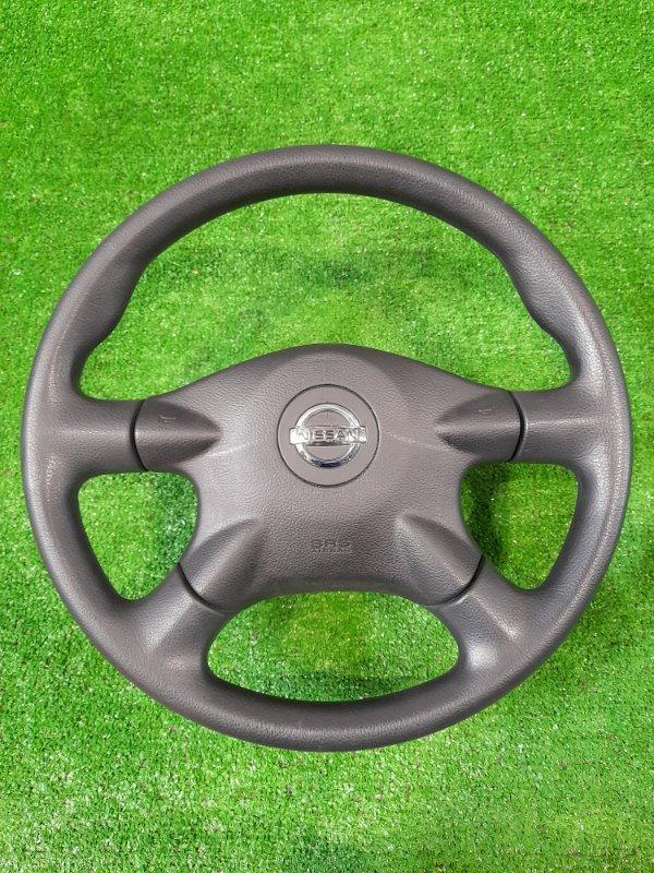 Airbag Nissan Primera QP12 QG18DE 2001 с рулем, c подушкой, без заряда, ХТС