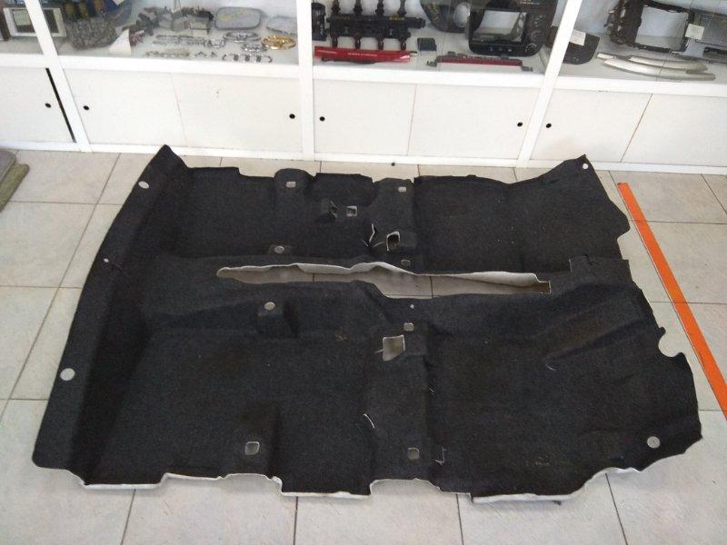 Обшивка пола Mitsubishi Mirage A05A 3A90 2012 ХТС, ковровое покрытие пола в салон