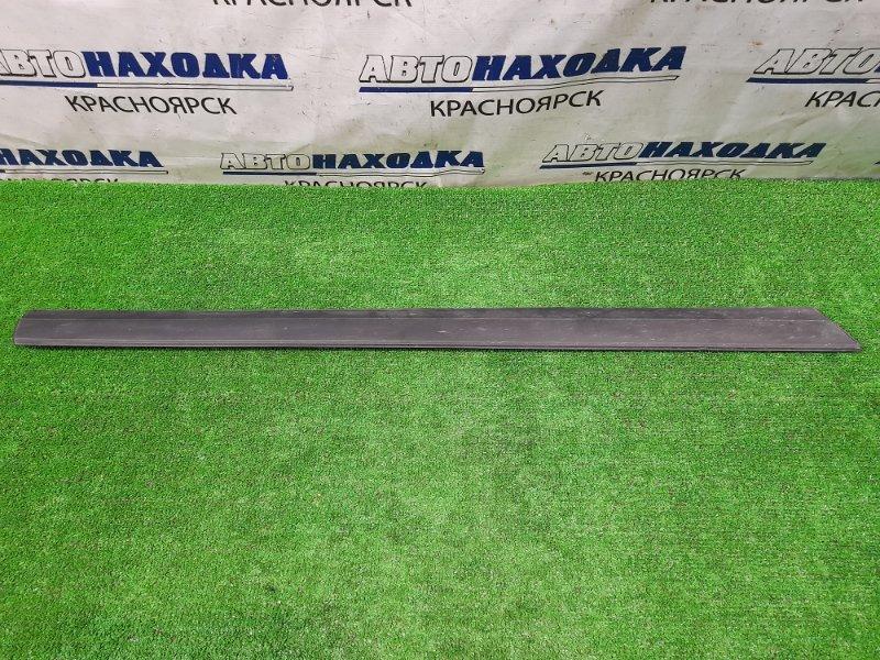 Молдинг Nissan X-Trail NT30 QR20DE 2000 передний левый нижний FL нижний