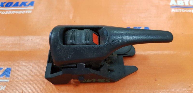 Ручка внутренняя Toyota Corolla NRE150 1NR-FE 2006 передняя правая