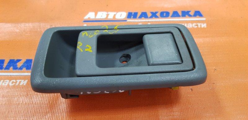 Ручка внутренняя Toyota Funcargo NCP20 2NZ-FE 1999 задняя 5й двери