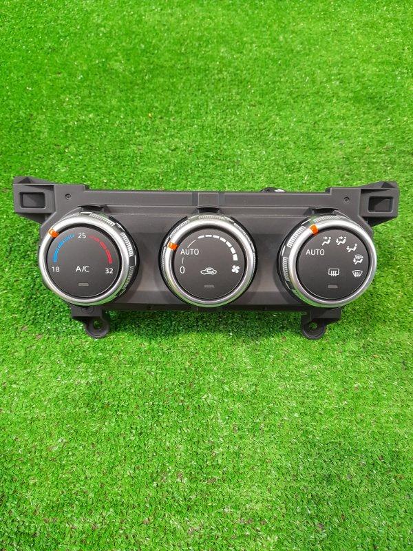 Климат-контроль Mazda Demio DJ3FS P3-VPS 2014 электронный