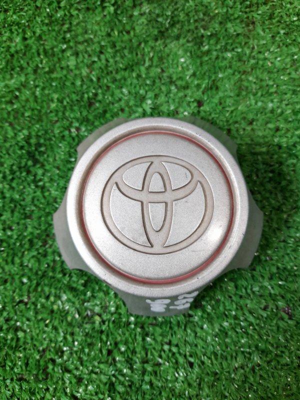 Колпаки колесные Toyota Caldina AT211G 7A-FE 1997 под штатный штампованный диск