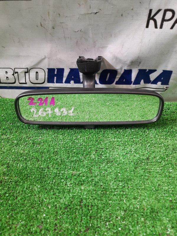 Зеркало салонное Mitsubishi Colt Z21A 4A90 2002
