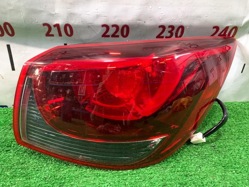 Фонарь задний Mazda Demio DJ3FS P3-VPS 2014 задний правый 220-18373 R