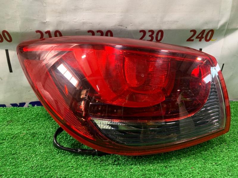 Фонарь задний Mazda Demio DJ3FS P3-VPS 2014 задний левый 220-18373 L