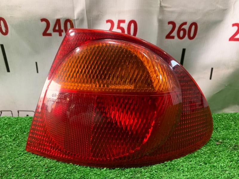 Фонарь задний Toyota Caldina AT211G 7A-FE 1997 задний правый 21-36 R 1 мод.
