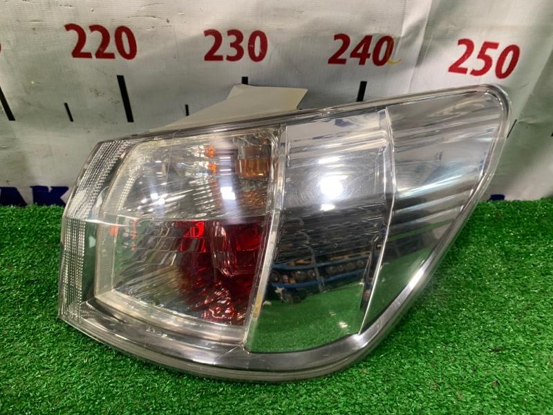 Фонарь задний Toyota Caldina ZZT241W 1ZZ-FE 2005 задний правый 21-68 R 2 мод.