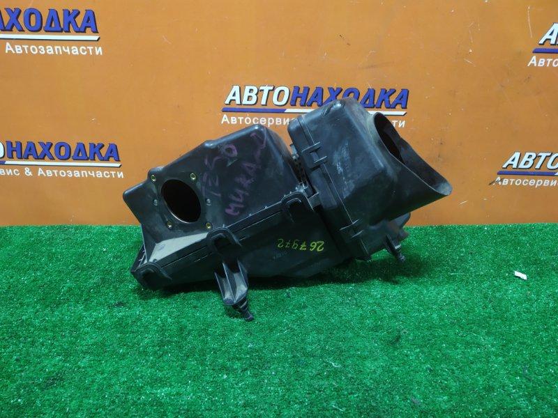 Корпус воздушного фильтра Nissan Murano TZ50 QR25DE