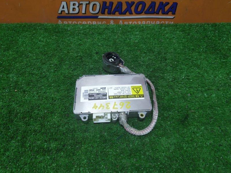 Блок розжига ксенона Toyota Sienta NCP81 1NZ-FE