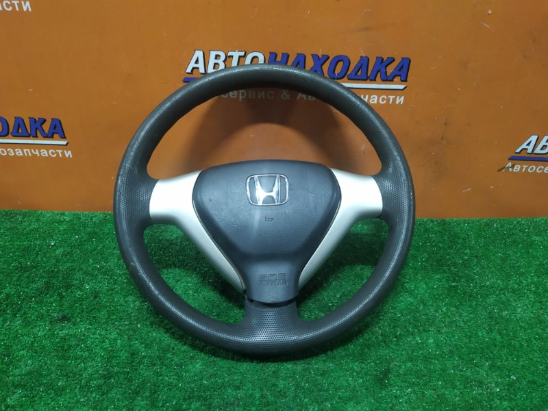 Руль Honda Fit GD1 L13A