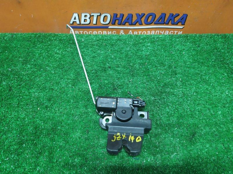 Замок багажника Toyota Mark Ii GX110 1G-FE