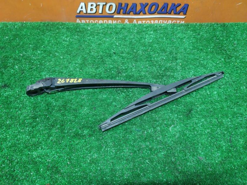 Щетка стеклоочистителя Nissan Tiida C11 HR15DE задняя
