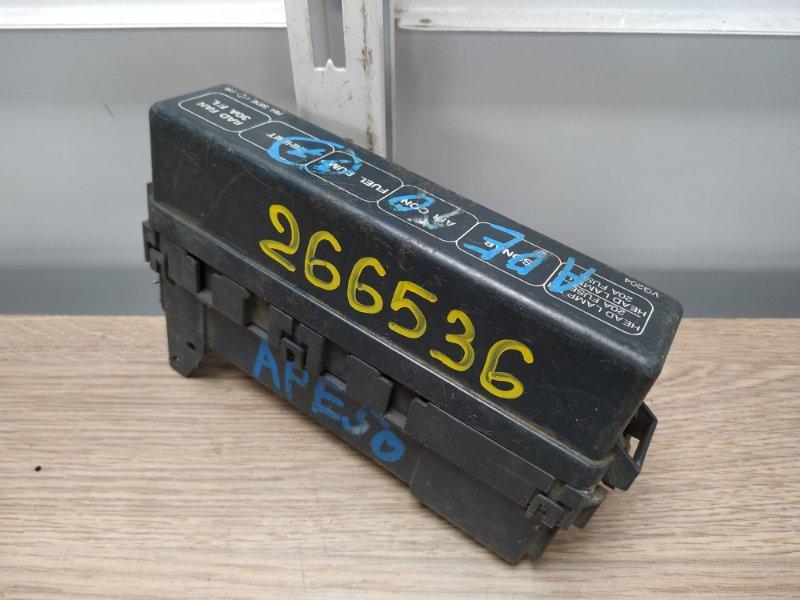 Блок предохранителей Nissan Elgrand APE50 VQ35DE 2000 24382VG204 блок РЕЛЕ