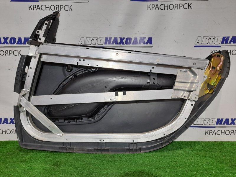 Дверь Smart Fortwo 450.352 160.910 2003 передняя левая FL только алюминиевый каркас