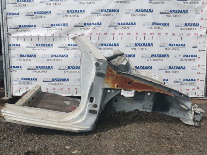 Лонжерон Honda Civic ES1 передний правый Правый лонжерон с чашкой, кузовным брызговиком и