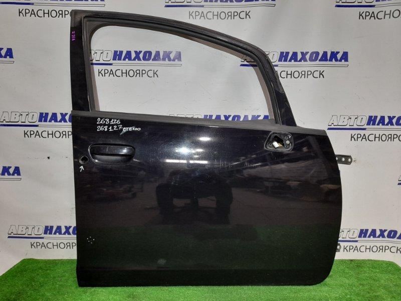 Дверь Mitsubishi Colt Z21A 4A90 2002 передняя правая FR цвет X42A Почти в ХТС - есть мелкая тычка. Без