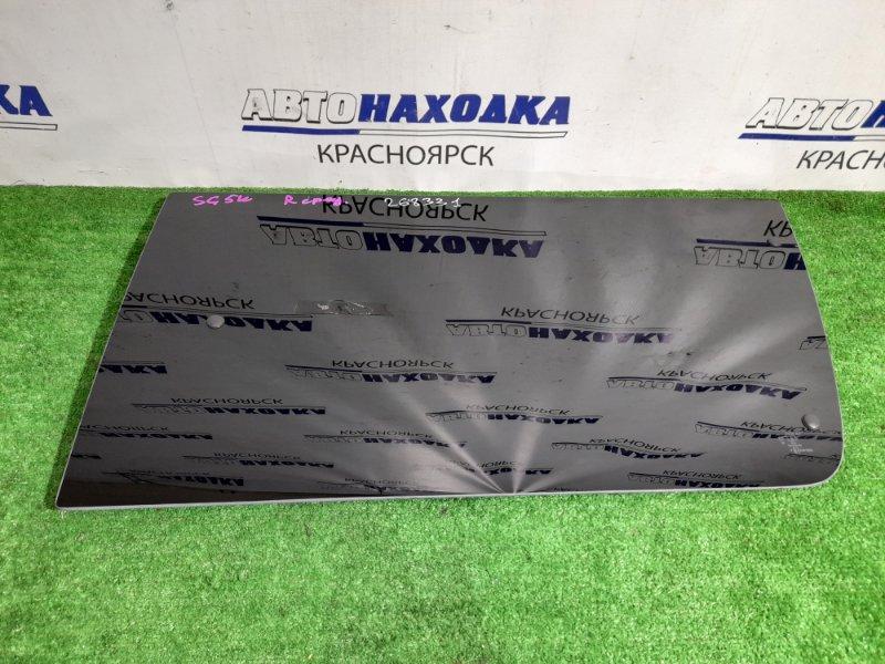 Стекло боковое Mazda Bongo Friendee SG5W J5-D 1995 правое правое, среднее, откидное, тонировка