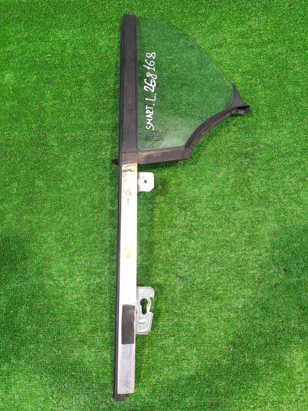 Стекло боковое Smart Fortwo 450.352 160.910 2003 переднее левое FL глухое (форточка) 2002 г.в.