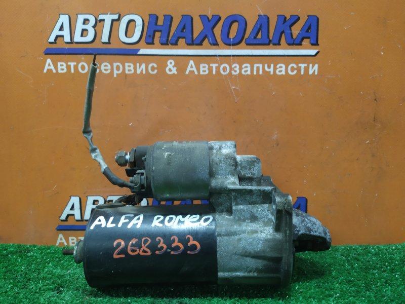 Стартер Alfa Romeo 156 932A1100 AR32405 2002