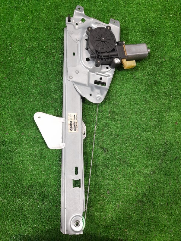 Стеклоподъемник Smart Fortwo 450.352 160.910 2003 передний левый Q0002691V001000000 FL в сборе