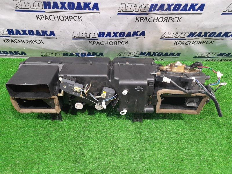 Радиатор печки Mazda Bongo Friendee SG5W J5-D 1995 задний задняя печка в сборе (корпус, радиатор,