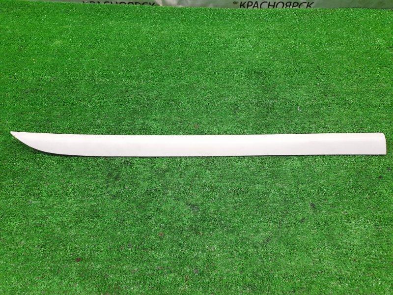 Обшивка стойки кузова Smart Fortwo 450.352 160.910 2003 передняя правая правая, к лобовому стеклу