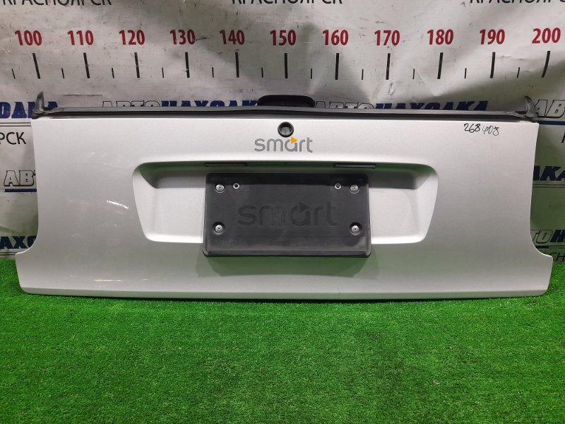 Дверь задняя Smart Fortwo 450.352 160.910 2003 задняя нижняя задний борт в сборе. ХТС.