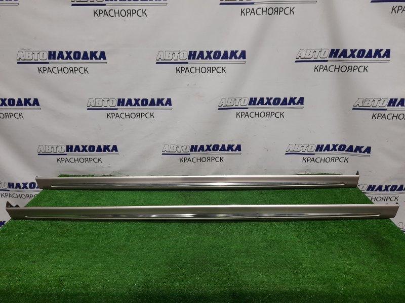 """Порог Daihatsu Mira L275S KF-VE 2006 пластиковые, пара (L+R) """"CUSTOM"""""""