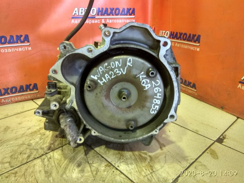Акпп Suzuki Alto HA23V K6A 57T.KM HA23V-105911