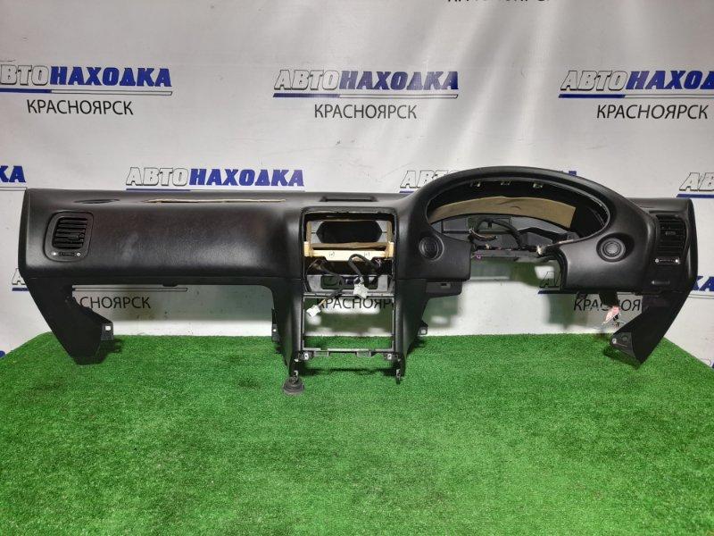 Панель приборов Honda Integra DB6 ZC 1998 панель (торпедо) в ХТС, с воздуховодами