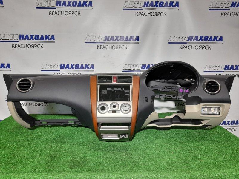 Airbag Mitsubishi Colt Z21A 4A90 2002 пассажирский (панель) с подушкой, без заряда