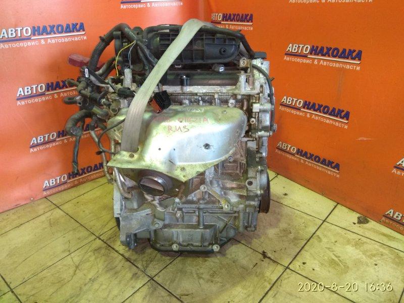 Двигатель Nissan Tiida JC11 MR18DE ГОЛЫЙ 89T.KM