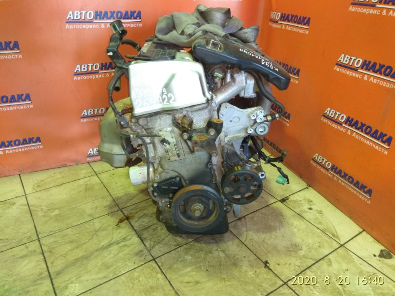 Двигатель Honda Odyssey RB1 K24A ГОЛЫЙ 54T.KM