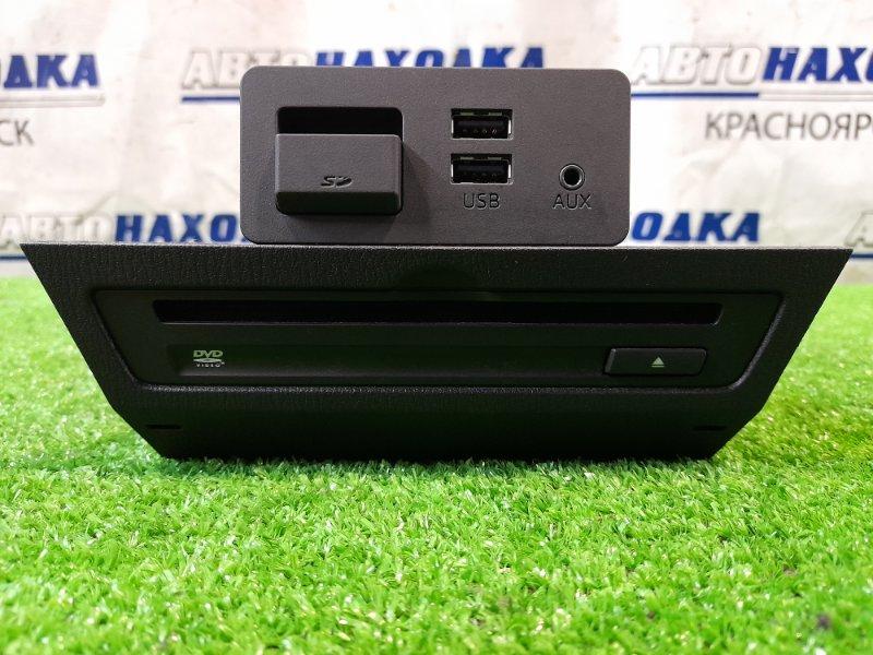 Магнитола Mazda Demio DJ3FS P3-VPS 2014 DVD привод + AUX/USB/SD вход