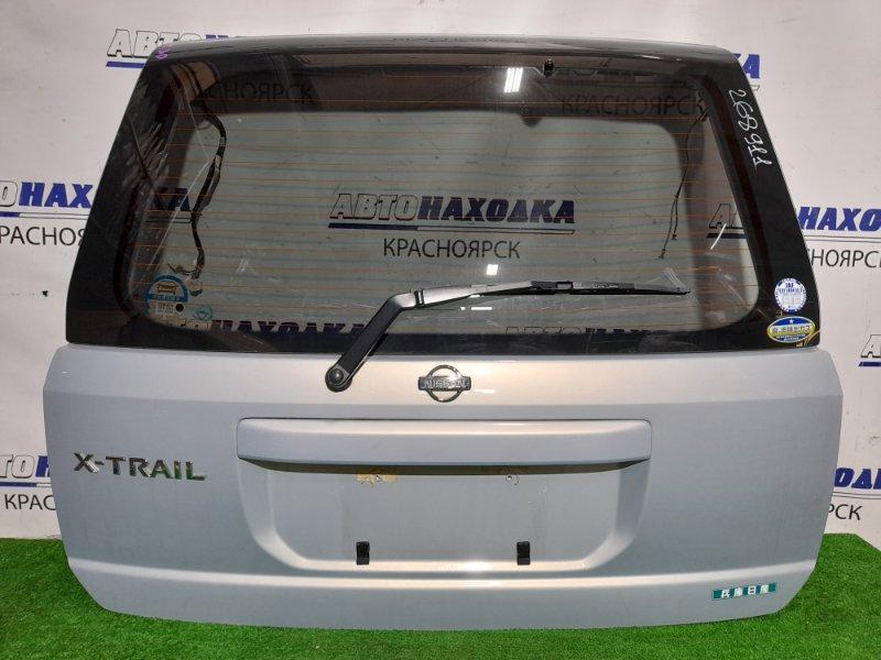 Дверь задняя Nissan X-Trail NT30 QR20DE 2000 задняя В сборе. ХТС. Цвет KX2