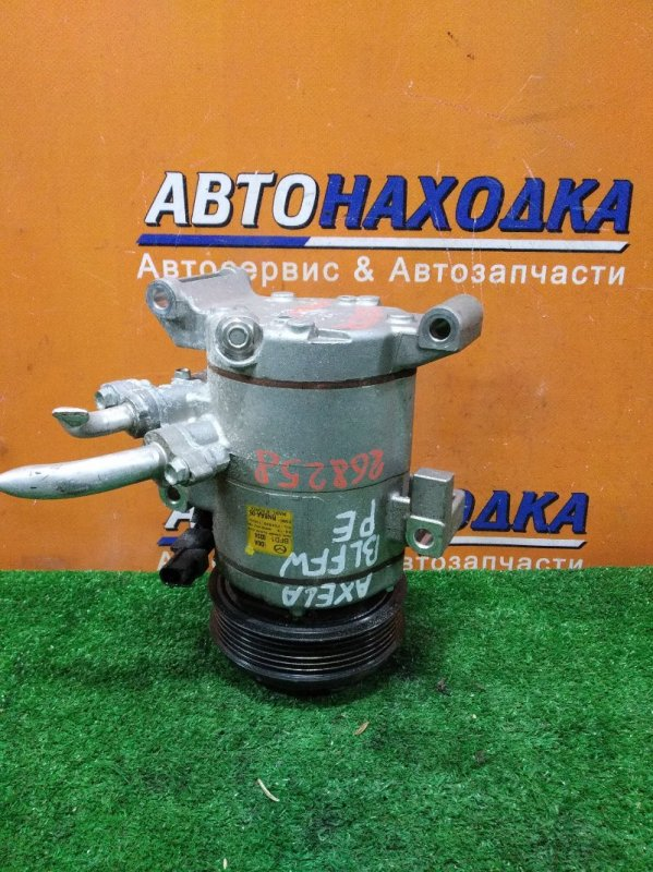 Компрессор кондиционера Mazda Axela BLFFW PE-VPS
