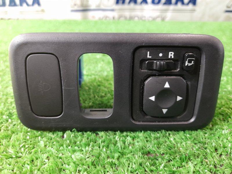 Блок управления зеркалами Mitsubishi Colt Z21A 4A90 2002 с окантовкой