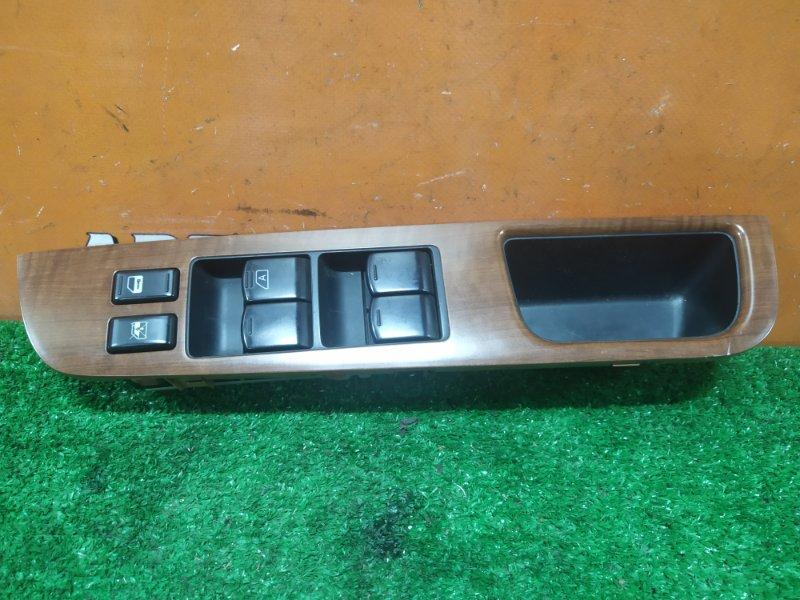 Блок управления стеклоподъемниками Nissan Tiida C11 HR15DE правый