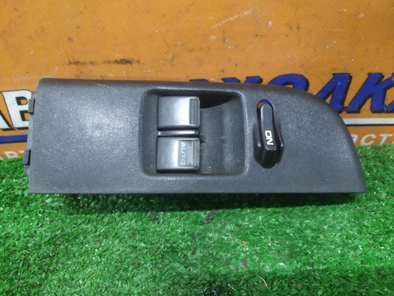 Блок управления стеклоподъемниками Honda Logo GA3 D13B правый 2 КНОПКИ